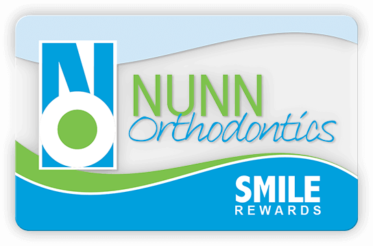 Nunn Orthodontics Rewards Program